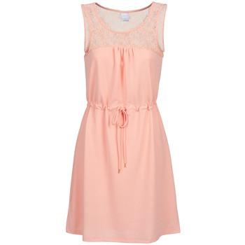 Textil Ženy Krátké šaty Vero Moda ZANA Růžová