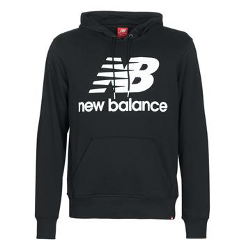 Textil Muži Mikiny New Balance NB SWEATSHIRT Černá