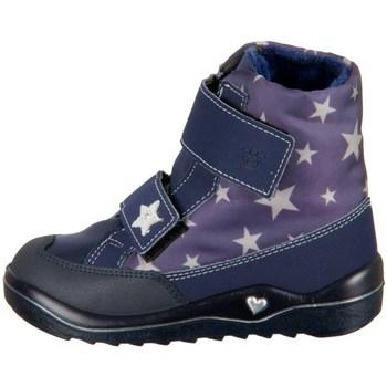 Boty Dívčí Zimní boty Ricosta Bibbi Tmavomodré