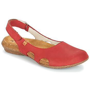 Boty Ženy Sandály El Naturalista WAKATAUA Červená