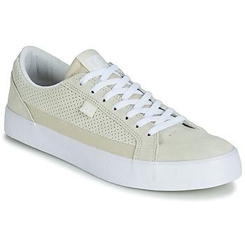 Boty Muži Nízké tenisky DC Shoes LYNNFIELD SE M SHOE SFW Bílá