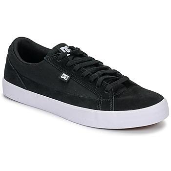 Boty Muži Nízké tenisky DC Shoes LYNNFIELD M SHOE BKW Černá