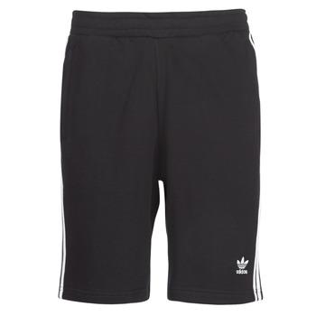 Textil Muži Kraťasy / Bermudy adidas Originals 3 STRIPE SHORT Černá