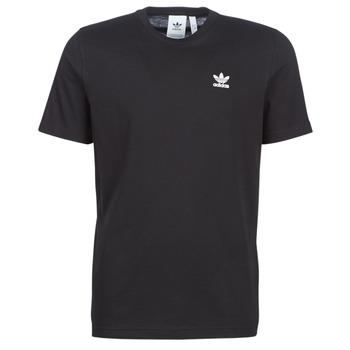 Textil Muži Trička s krátkým rukávem adidas Originals ESSENTIAL T Černá