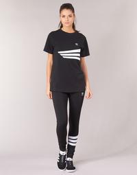 Textil Ženy Legíny adidas Originals YASSAI Černá