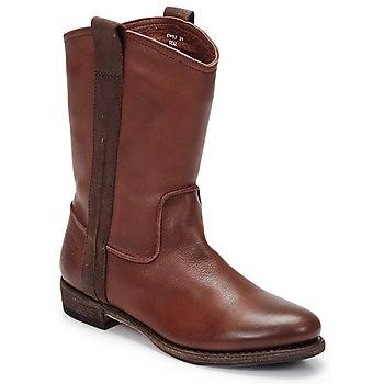 Boty Muži Kotníkové boty Blackstone BOLOGNA HORSES Hnědá