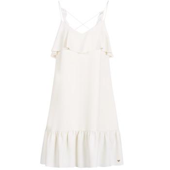 Textil Ženy Krátké šaty Les Petites Bombes AZITARBE Bílá