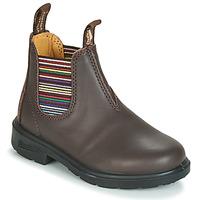 Boty Děti Kotníkové boty Blundstone KID'S BLUNNIES Hnědá