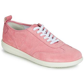 Boty Ženy Nízké tenisky Geox D JEARL Růžová