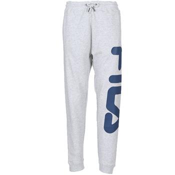 Textil Teplákové kalhoty Fila PURE Basic Pants Šedá