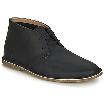 Boty Muži Kotníkové boty Clarks BALTIMORE MID Námořnická modř