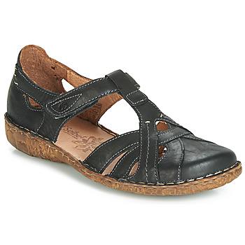 Boty Ženy Sandály Josef Seibel ROSALIE 29 Černá