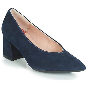 Boty Ženy Lodičky Dorking 7805 Tmavě modrá