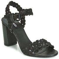 Boty Ženy Sandály Mimmu 567Z14 Černá