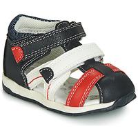 Boty Chlapecké Sandály Chicco GABRIEL Modrá / Bílá / Červená