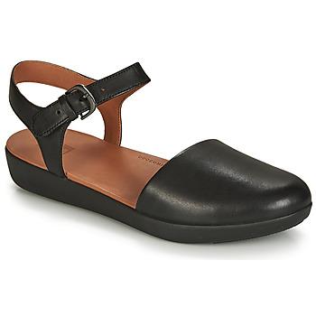 Boty Ženy Sandály FitFlop COVA II Černá