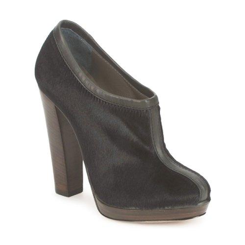 Boty Ženy Nízké kozačky Kallisté BOTTINE 5950 Černá