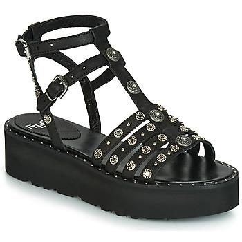 Boty Ženy Sandály Now 5433-476 Černá