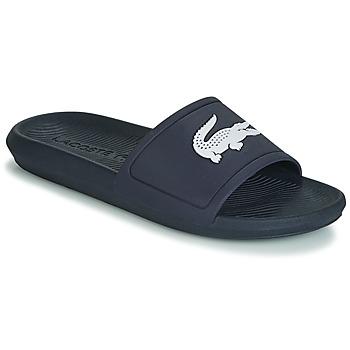 Boty Muži pantofle Lacoste CROCO SLIDE 119 1 Tmavě modrá / Bílá