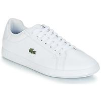 Boty Ženy Nízké tenisky Lacoste GRADUATE BL 1 Bílá