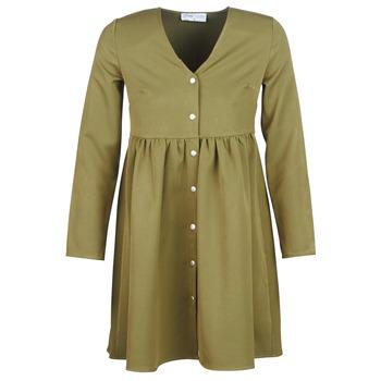 Textil Ženy Krátké šaty Betty London J.PRETTY TIME Khaki
