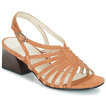 Boty Ženy Sandály Vagabond Shoemakers BELLA Béžová