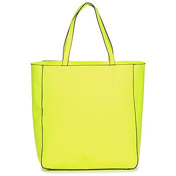 Taška Ženy Velké kabelky / Nákupní tašky André LUMIERE Žlutá