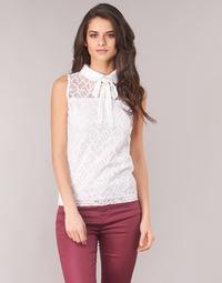 Textil Ženy Halenky / Blůzy Morgan DINCO Bílá