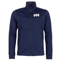 Textil Muži Fleecové bundy Helly Hansen HP FLEECE JACKET Tmavě modrá