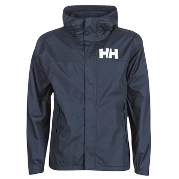 Textil Muži Větrovky Helly Hansen ACTIVE 2 JACKET Tmavě modrá