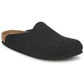Boty Pantofle Birkenstock AMSTERDAM Šedá