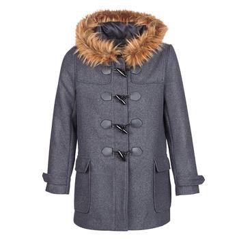Textil Ženy Kabáty Casual Attitude HAIELL Šedá