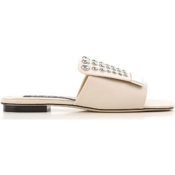 Boty Ženy pantofle Sergio Rossi A80380 MFN205 9179 Nudo