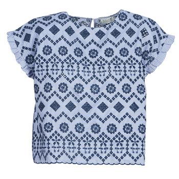 Textil Ženy Halenky / Blůzy Molly Bracken MOLLIUTE Tmavě modrá