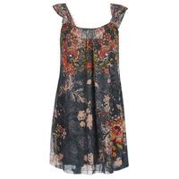 Textil Ženy Krátké šaty Desigual NIELS Tmavě modrá