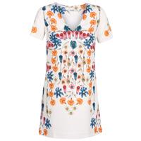 Textil Ženy Krátké šaty Desigual CORK Bílá