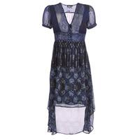 Textil Ženy Společenské šaty Desigual MINALI Tmavě modrá