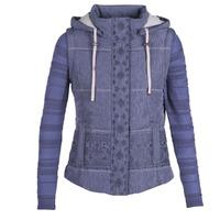 Textil Ženy Prošívané bundy Desigual GABRIELLE Tmavě modrá
