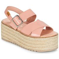 Boty Ženy Sandály Coolway CECIL Růžová