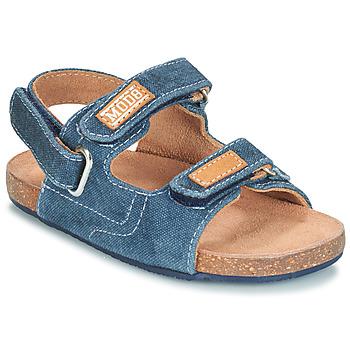 Boty Chlapecké Sandály Mod'8 KORTIS Modrá