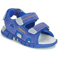 Boty Chlapecké Sportovní sandály Mod'8 TRIBATH Modrá