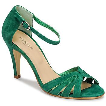 Boty Ženy Sandály Jonak DONIT Zelená