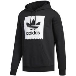 Textil Muži Mikiny adidas Originals Solid BB Hood Černé