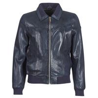 Textil Muži Kožené bundy / imitace kůže Redskins RUBBETS Tmavě modrá