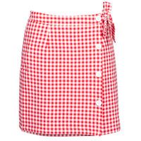 Textil Ženy Sukně Betty London KRAKAV Červená / Bílá