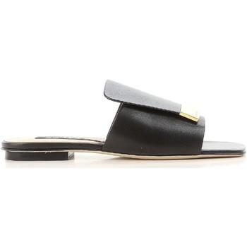Boty Ženy pantofle Sergio Rossi A80380 MNAN07 1000 nero