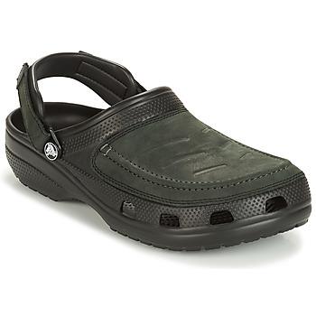 Boty Muži Pantofle Crocs YUKON VISTA CLOG M Černá