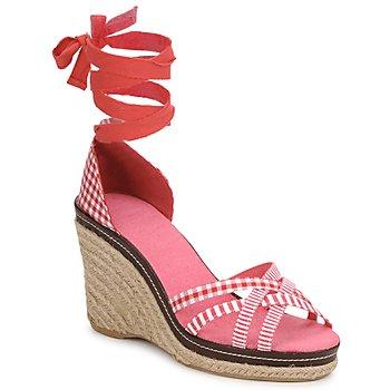 Boty Ženy Sandály StylistClick ANGELA Červená