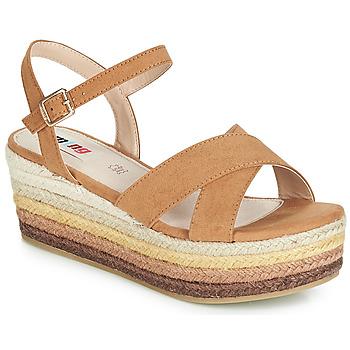 Boty Ženy Sandály MTNG SOCOTRA3 Hnědá