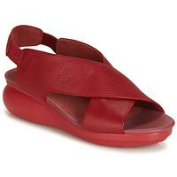 Boty Ženy Sandály Camper BALLOON Červená